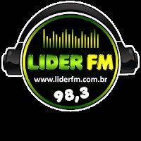 ouvir a radio Lider FM 98,3 ao vivo e online São José do Rio Preto