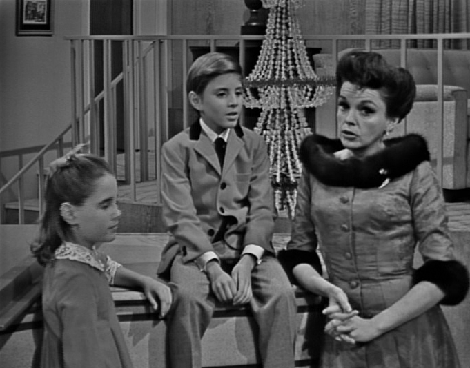 Christmas Tv History Judy Garland Christmas Show 1963