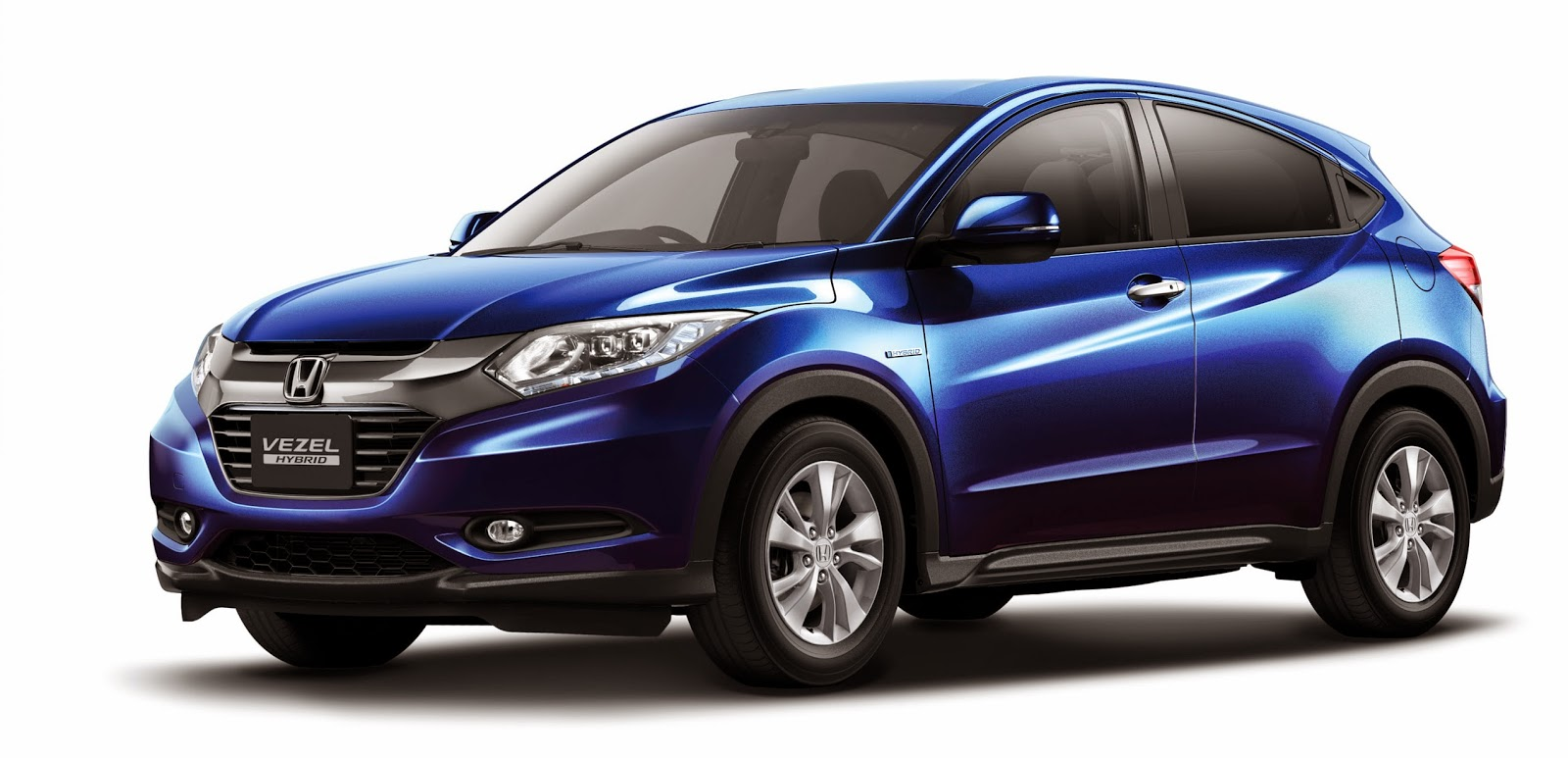New honda hr v from honda 39 s most expensive car with a for Honda most expensive car