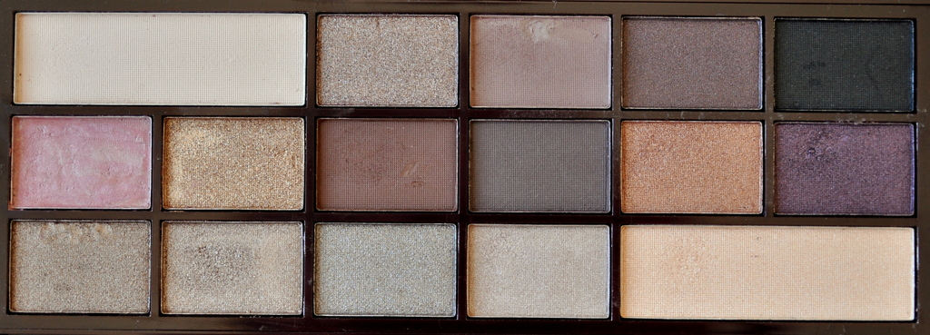 Rocaille Writes: Chocolate Bar Dupe? Makeup Revolution ...