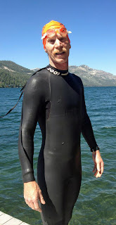Expedition Man: The other Ironman distance triathlon at Lake Tahoe