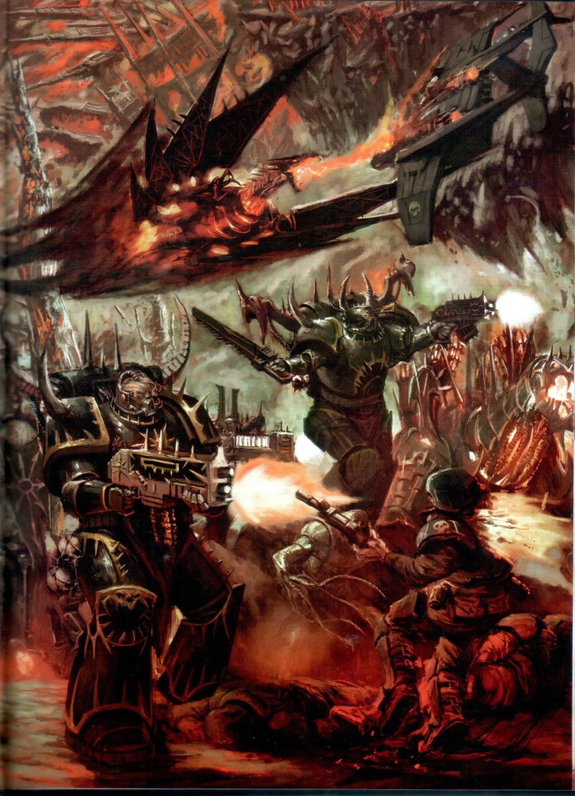 warhammer 6th edition army books pdf