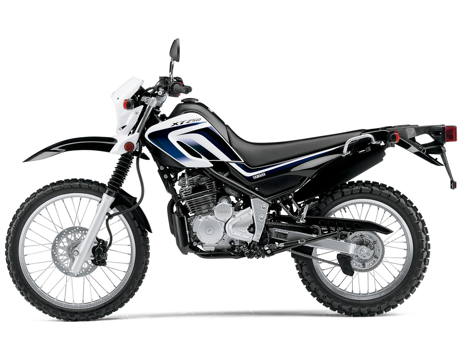 2013 yamaha xt250 review photos specifications insurance