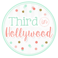 Third in Hollywood
