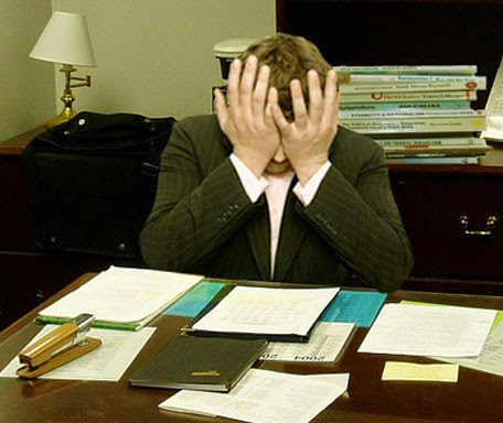 10 Cara Efektif Meredakan Stres di Tempat Kerja