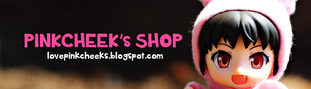 Love, Pinkcheeks - SHOP