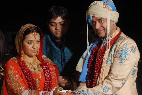 Bobby khan wedding