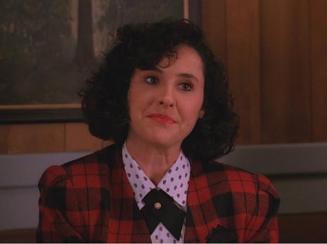Molly Shannon Twin Peaks
