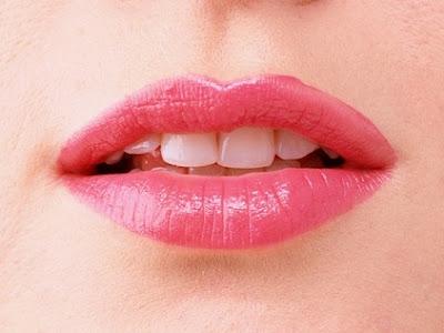 bibir cerah