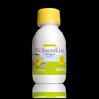 omega 3 para crianças