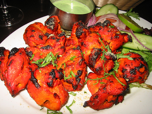 tandoori chicken recipe