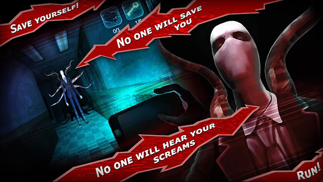 SlenderMan Origins 3 Full Paid v1.09 Apk + Datos SD Full