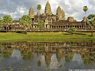 angkor wat and phnom penh