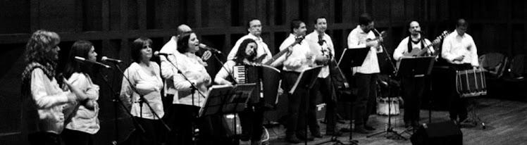 MAR DE PEDRA-Cantares Populares