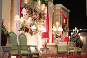 Dekorasi pelaminan pengantin