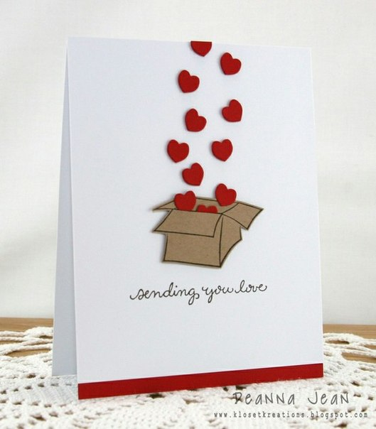 Valentine Card Ideas Home Decorating Ideas