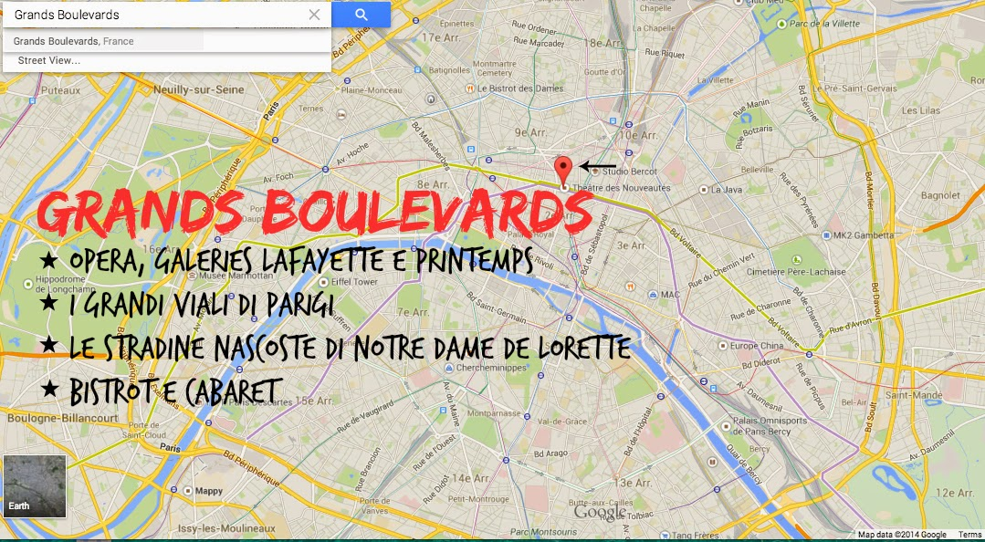 Grands Boulevards - Parigi