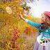 Осень-рыжая девчушка