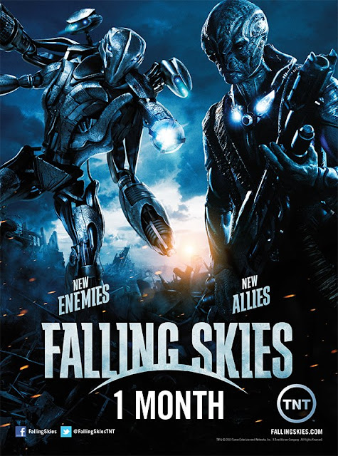 Falling Skies Temporada 3 COMPLETA HDTV Español Latino 2013 Putlocker Rapidshare Uptobox Bayfiles Up