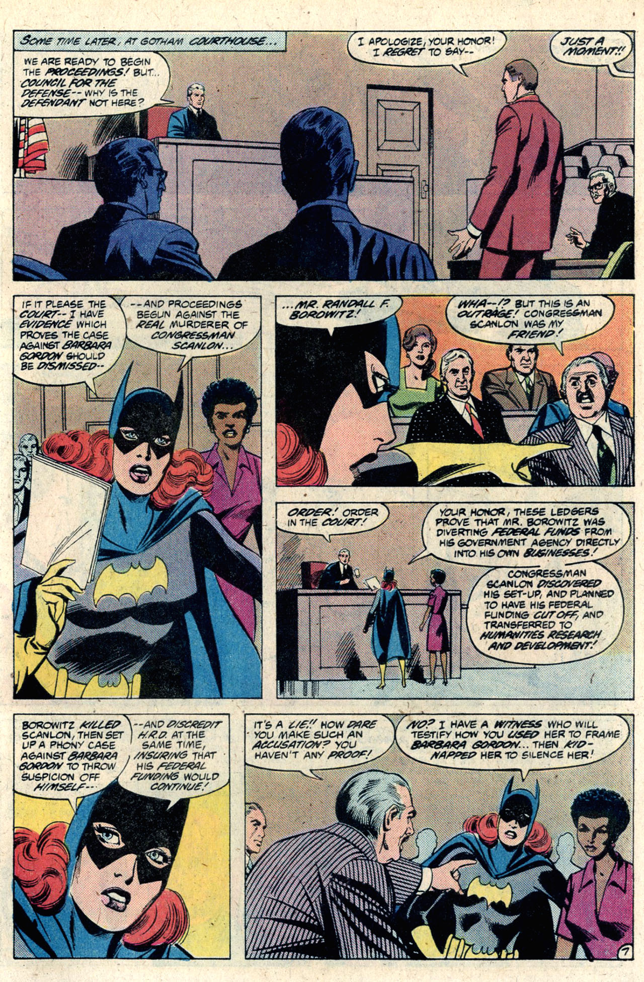 Detective Comics (1937) Issue #499 Page 30