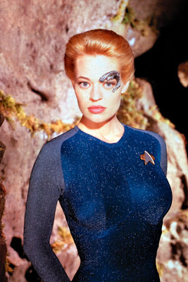 Jeri Ryan pelicula Star Trek