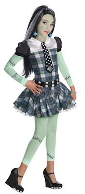 Imagens e dicas de Fantasias do Monster High