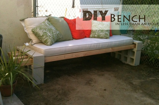you own with these DIY patio diy garden furniture projects furniture ...