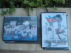 Jual DVD Karate / Beladiri Lainnya