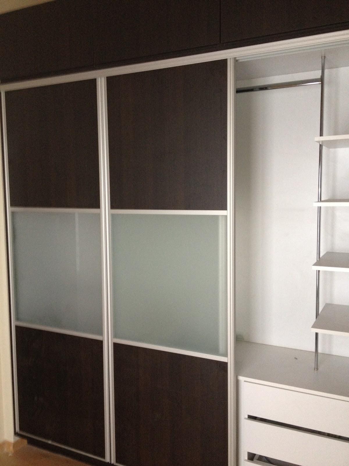 Inversiones dmi todo en madera y algo mas closets for Closet de aluminio