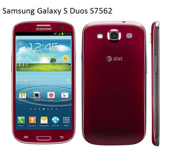 The table below show you the full specs of the Samsung Galaxy S Duos