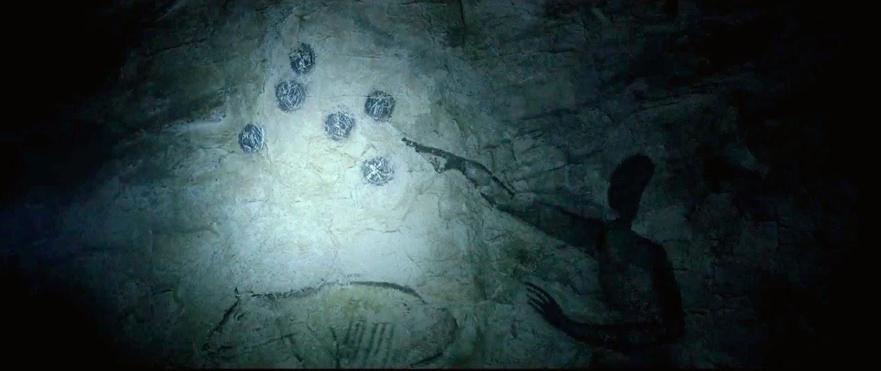Alien Explorations: Prometheus: Star map invitations & mysteries