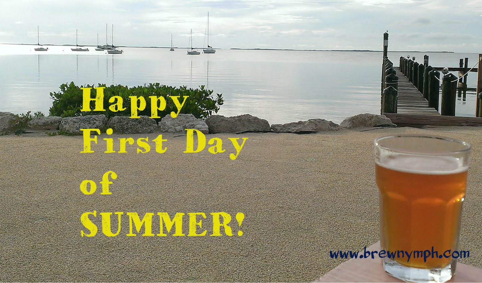 HAPPY FIRST DAY OF SUMMER! 6/21