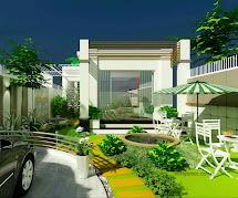 Modern Homes Beautiful Garden Design Ideas. Home