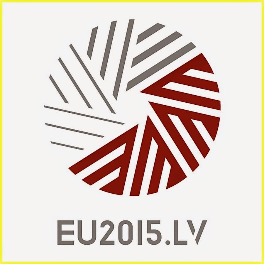 Símbolo de la presidencia letona