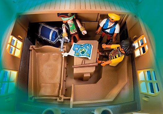 Libros y juguetes 1demagiaxfa toys juguetes for Barco pirata playmobil