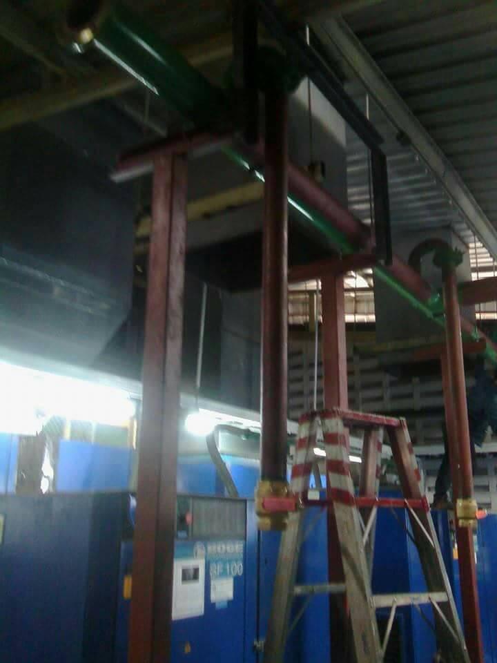 ปั๊มลมโรงงานอุตสาหกรรม