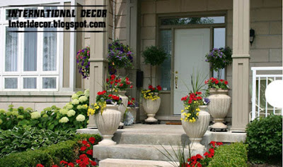 various colors to decorate the entrance 10 ways to decorate the home entrance