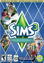 The sims 3 hidden spring