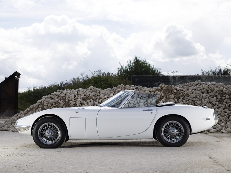Toyota 2000GT Convertible