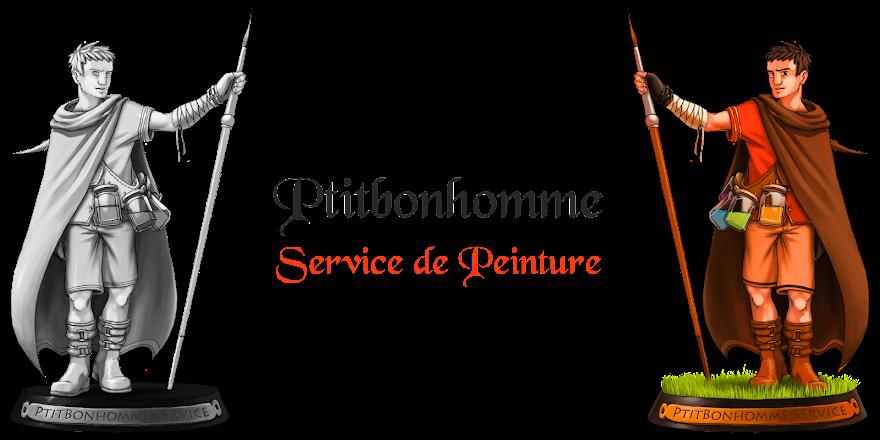 Ptitbonhomme Service de Peinture