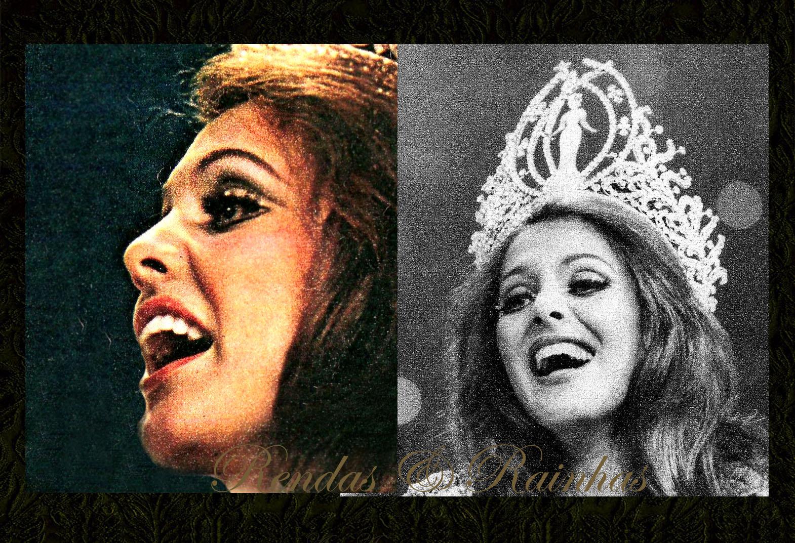 ☽ ✮ ✯ ✰ ☆ ☁ Galeria de Martha Vasconcelos, Miss Universe 1968.☽ ✮ ✯ ✰ ☆ ☁ - Página 2 MARTA+COM+coroada+68