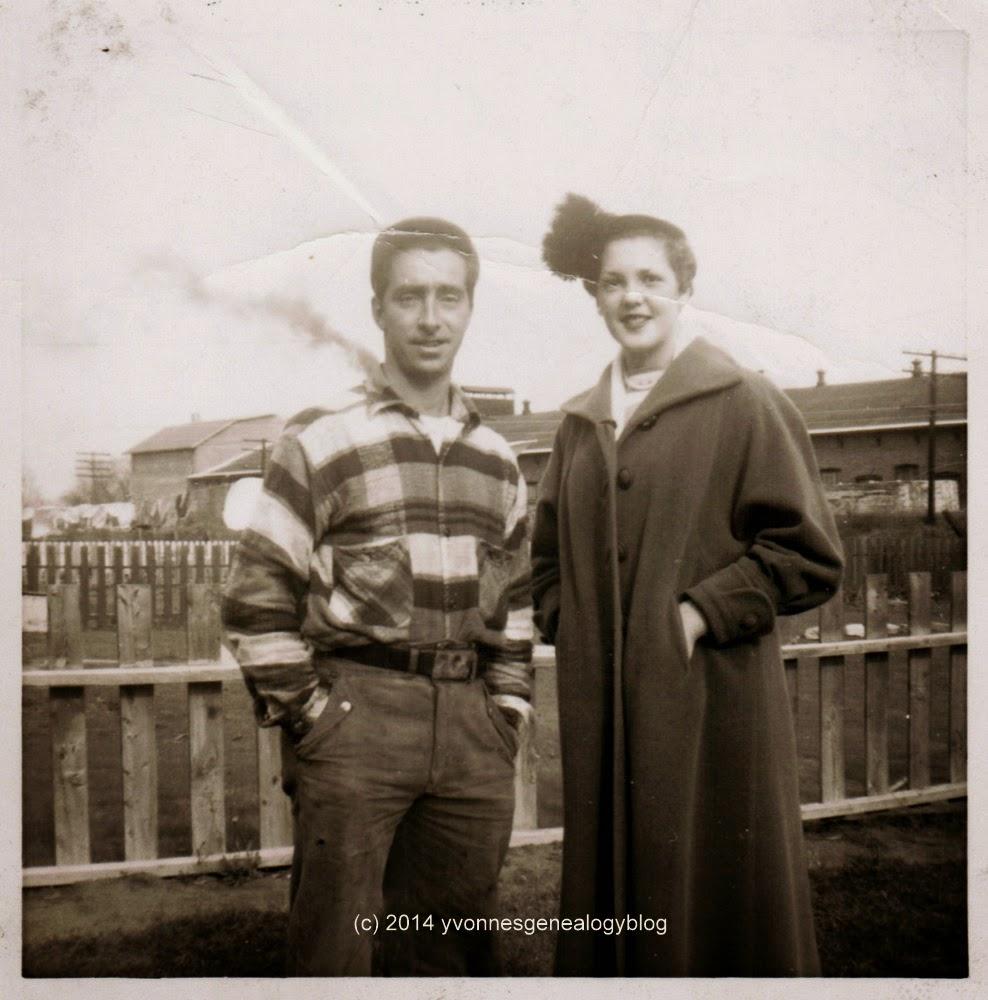 Maurice Belair and Normande Desgroseilliers