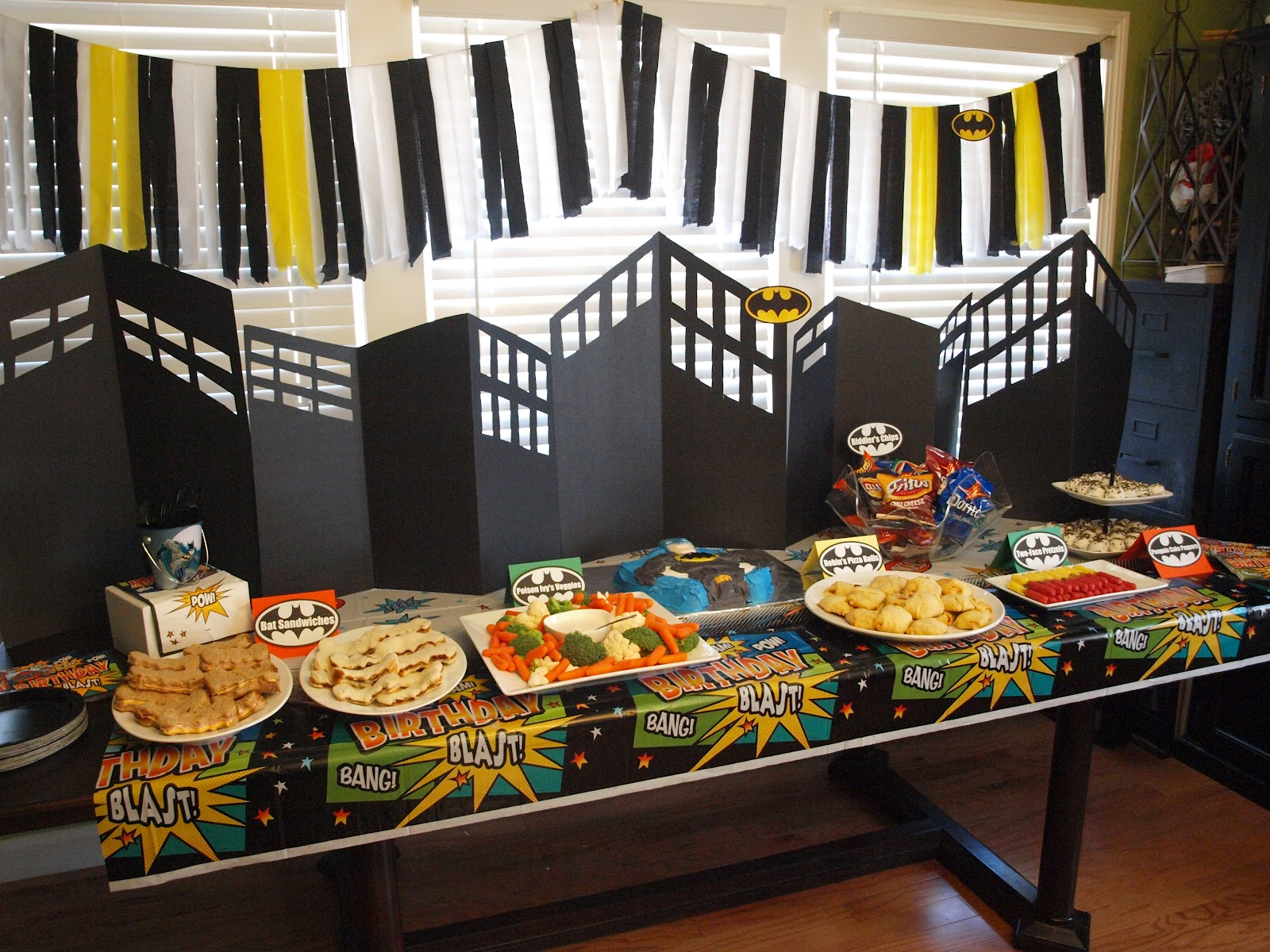 batman baby shower ideas moustache and lips baby shower