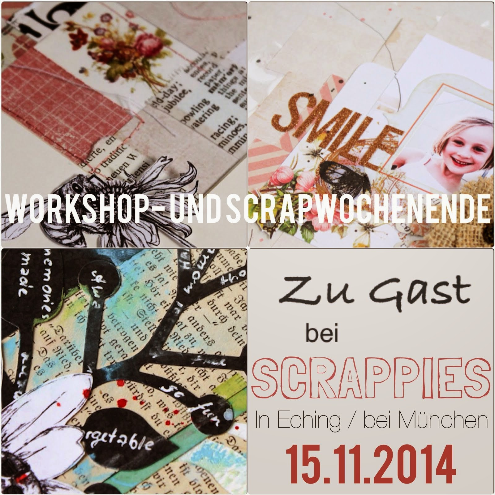 Workshops bei Scrappies