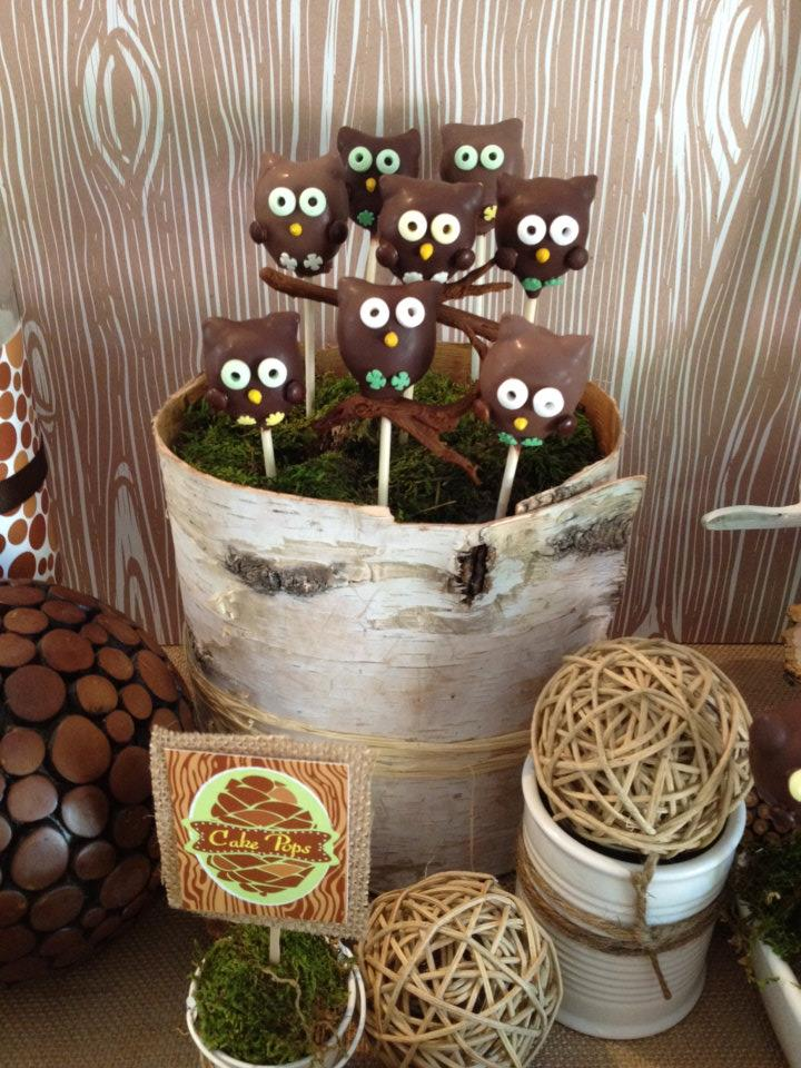 How To Decorate Owl Cake Pops