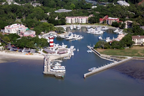 Harbour Town Yacht Basin in Hilton Head, SC, is one of Marinalife's 2011 ...