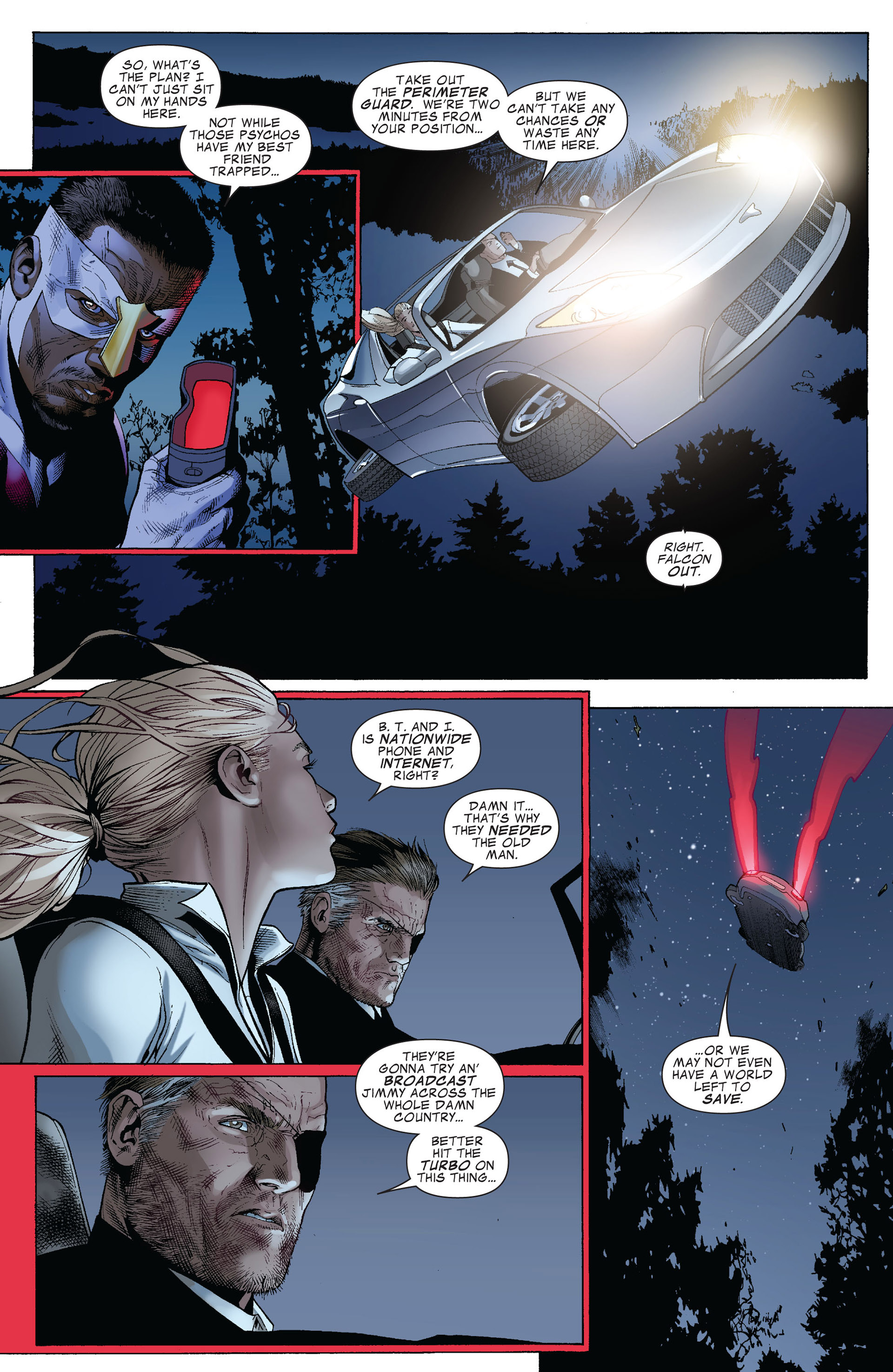 Captain America (2011) Issue #4 #4 - English 13