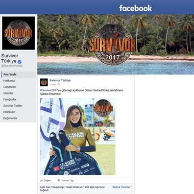 facebook com - survivortürkiye