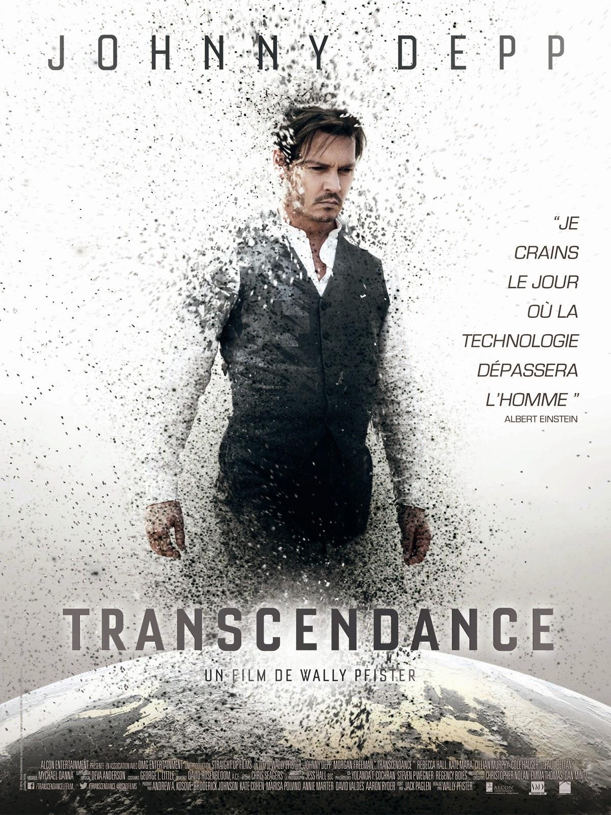 Télécharger transcendance 2014 truefrench
