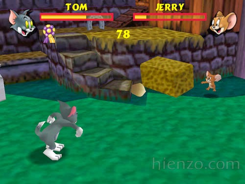 Tom and Jerry - Fists of Fury PC Game